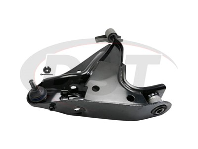 Front Lower Control Arm And Ball Joint - 4-door Driver Side