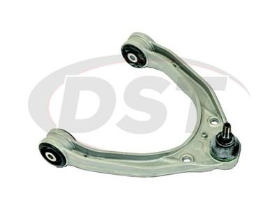 Front Upper Control Arm And Ball Joint