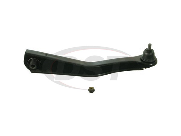 Rear Control Arm And Ball Joint - Passenger Side