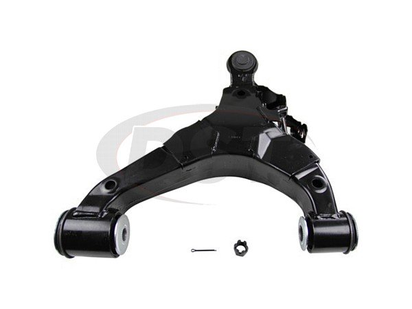 moog-rk621304 Front Lower Control Arm and Ball Joint - Driver Side