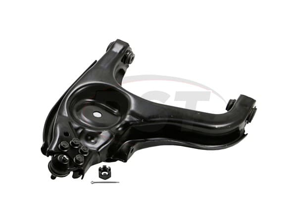 moog-rk621563 Front Lower Control Arm and Ball Joint - Driver Side