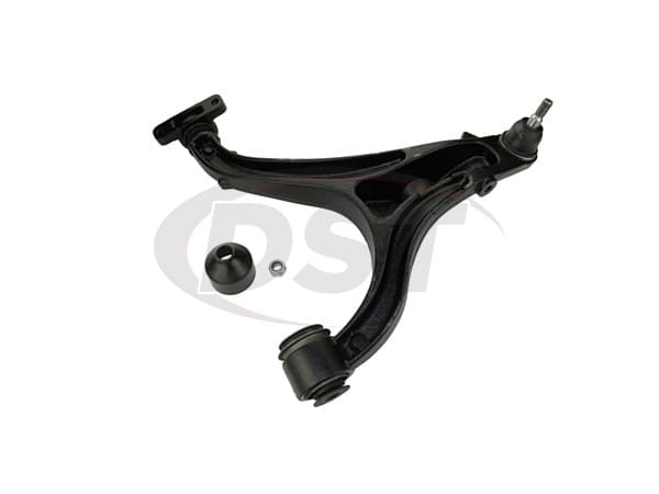 moog-rk621566 Front Lower Control Arm and Ball Joint - Passenger Side