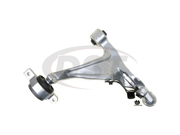 moog-rk621596 Front Lower Control Arm and Ball Joint - Passenger Side - RWD Only