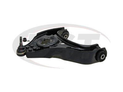 Front Lower Control Arm and Ball Joint - Driver Side - 5 Lug Wheels