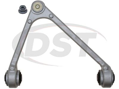 Front Upper Control Arm and Ball Joint - Driver Side