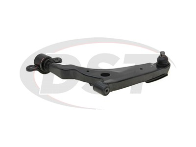 Front Control Arm and Ball Joint - Driver Side