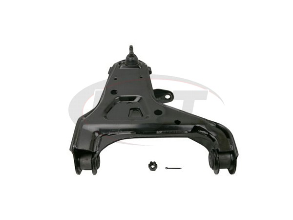 moog-rk622212 Front Lower Control Arm and Ball Joint - Passenger Side - 4 Wheel Drive