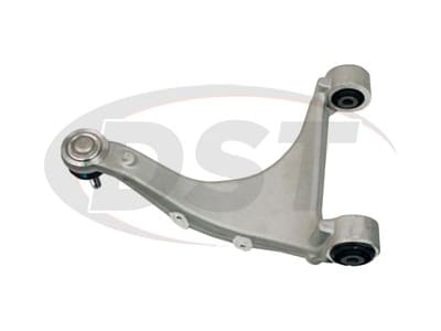Rear Upper Control Arm and Ball Joint Assembly - Passenger Side