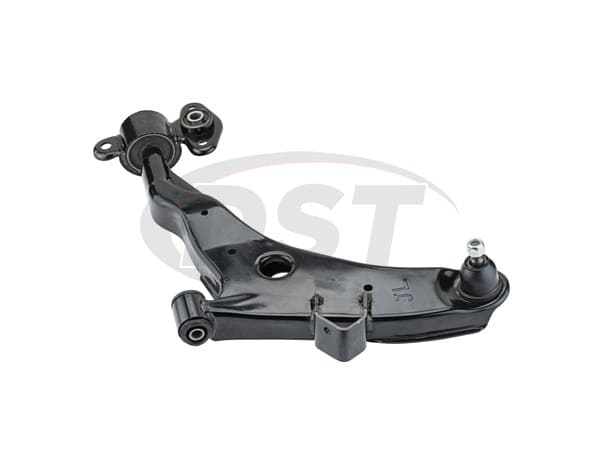 Front Lower Control Arm and Ball Joint Assembly - Driver Side