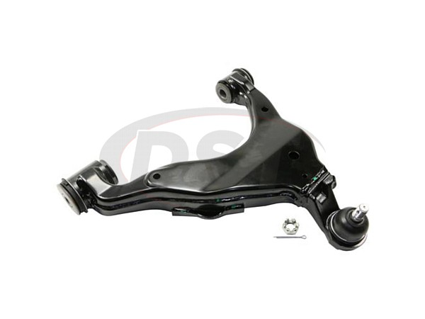 moog-rk622835 Front Lower Control Arm and Ball Joint Assembly - Driver Side