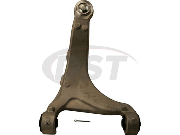 moog-rk623153 Rear Upper Passenger Side Control Arm and Ball Joint Assembly