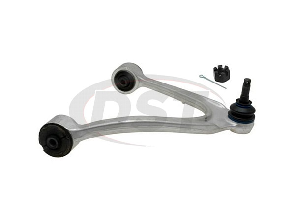 MOOG-RK641532 Front Upper Control Arm and Ball Joint - Passenger Side