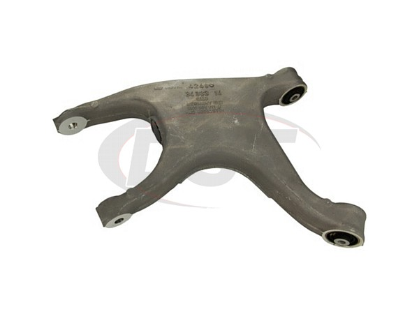 moog-rk642595 Rear Lower Control Arm - Driver Side - Rearward Position