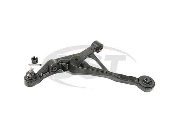Front Lower Left Control Arm And Ball Joint