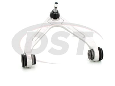 Front Upper Control Arm And Ball Joint - 8 Lug Wheels