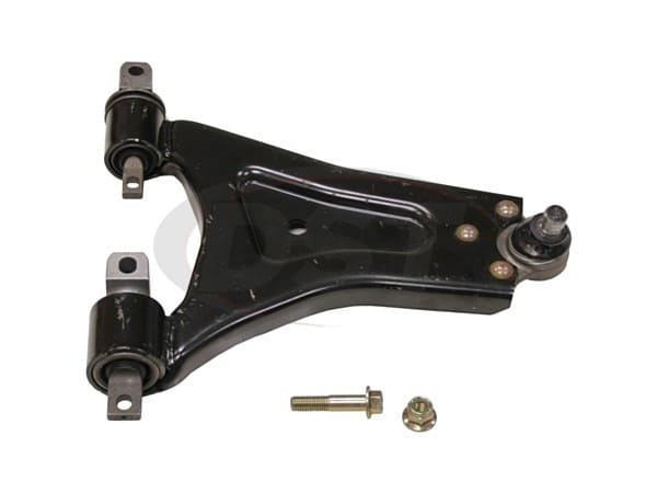 moog-rk80388 Front Lower Control Arm And Ball Joint - Driver Side