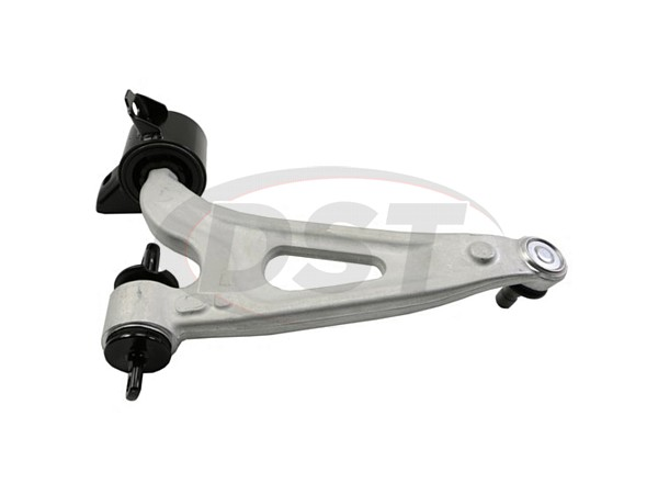 moog-rk80724 Front Lower Control Arm And Ball Joint - Passenger Side