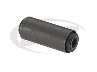 Rear Leaf Spring Bushings - Rear Lower