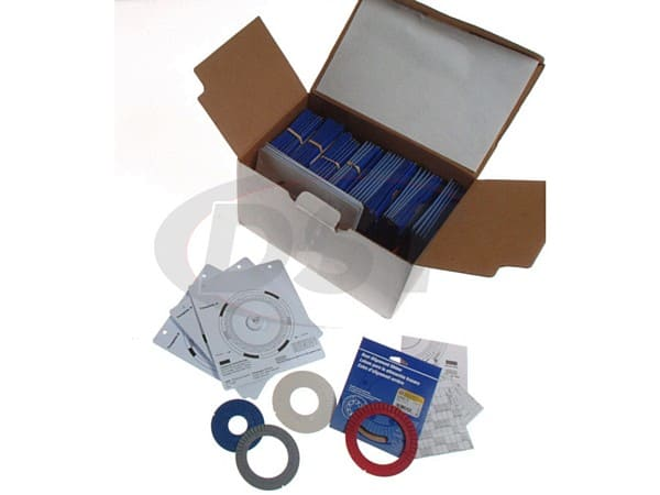 Honda Civic 1980 Camber Toe Shim Assortment
