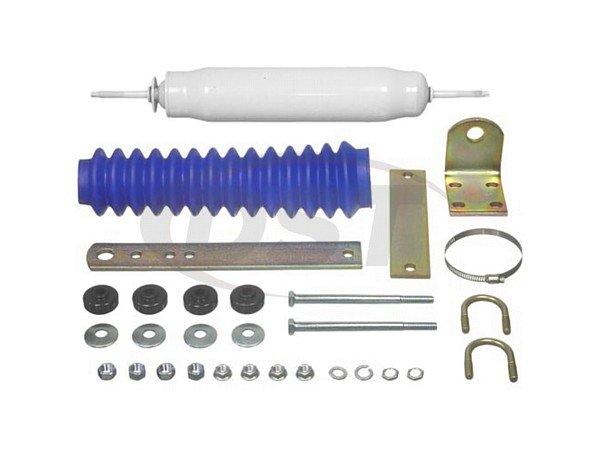 MOOG-SSD123 Front Steering Stabilizer and Damper Kit