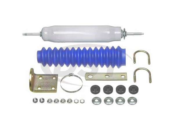 Front Steering Damper Kit