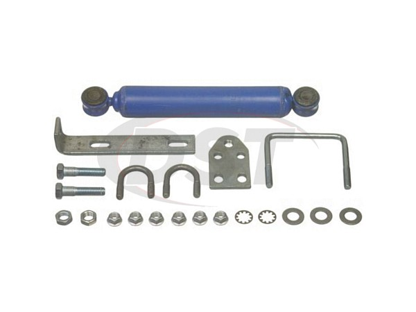Steering Damper - Complete Replacement Kit