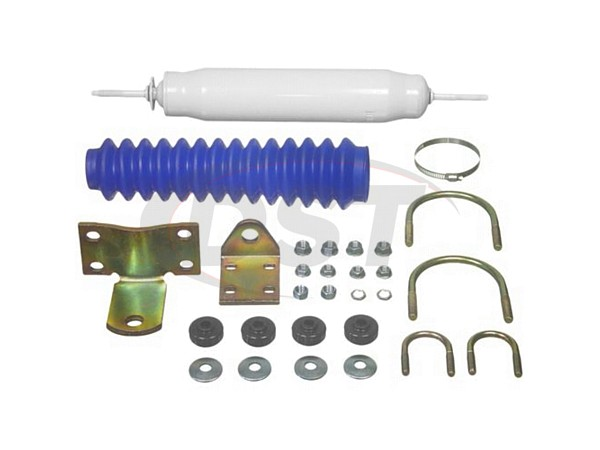 Ford F250 4WD 1972 Steering Damper Kit with Hardware - Super Trail Boss