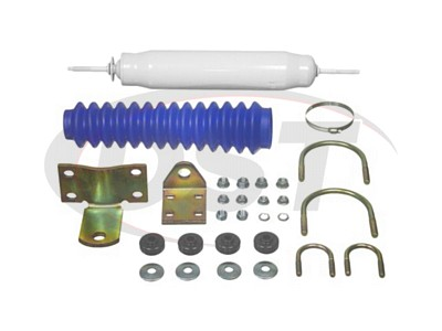 Steering Damper Kit with Hardware - Super Trail Boss