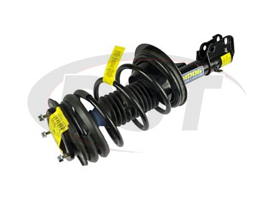 Front Coil Spring and Strut Assembly - Passenger Side - Sedan