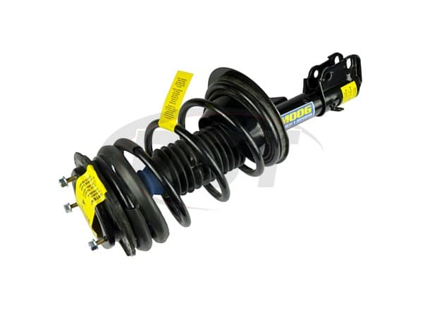 moog-st8504r Front Coil Spring and Strut Assembly - Passenger Side - Sedan