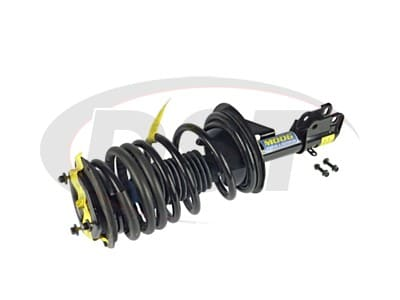 Moog Front Coil Springs and Struts for Town & Country, Caravan, Grand Caravan, Mini Ram, Grand Voyager