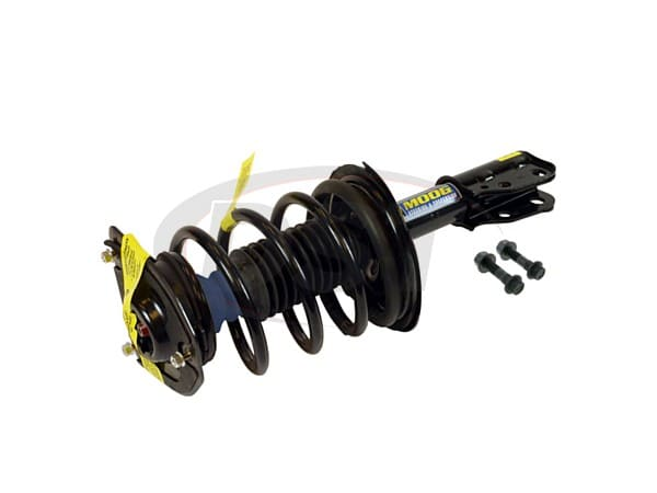 Front Coil Spring and Strut Assembly - FWD