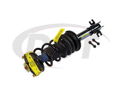 Rear Coil Spring and Strut Assembly - non ABS