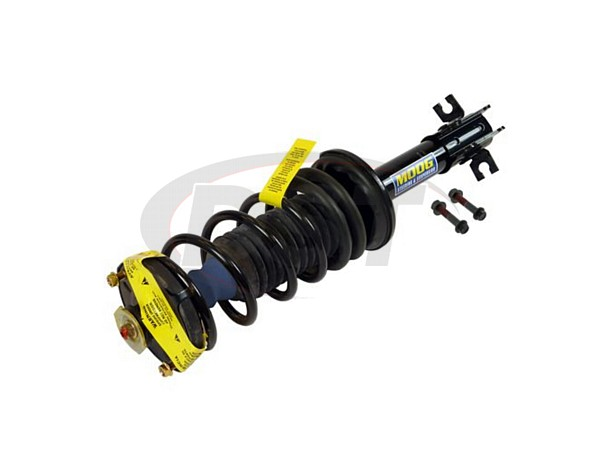 MOOG-ST8510 Rear Coil Spring and Strut Assembly - non ABS