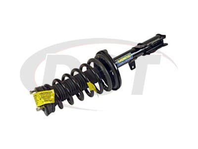Moog Rear Coil Springs and Struts for Camry
