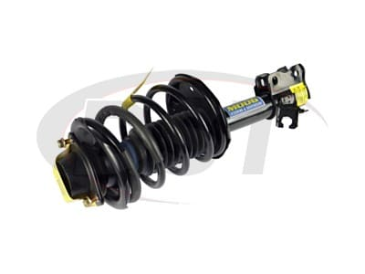 Moog Front Coil Springs and Struts for Altima