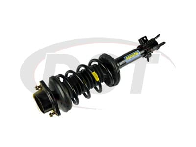 Moog Rear Coil Springs and Struts for Altima