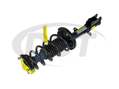 Rear Coil Spring and Strut Assembly - Driver Side - P175 Tire