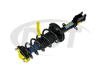 Moog Rear Coil Springs and Struts for Prizm, Corolla