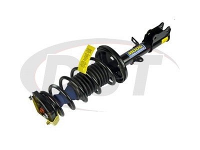 Rear Coil Spring and Strut Assembly - Passenger Side - P175 Tire