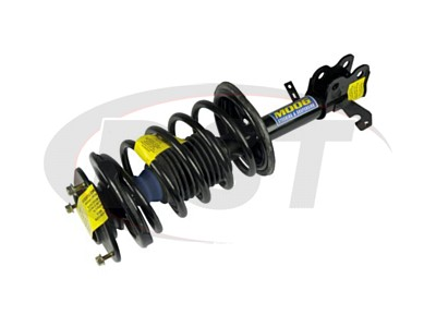 Front Coil Spring and Strut Assembly - Driver Side