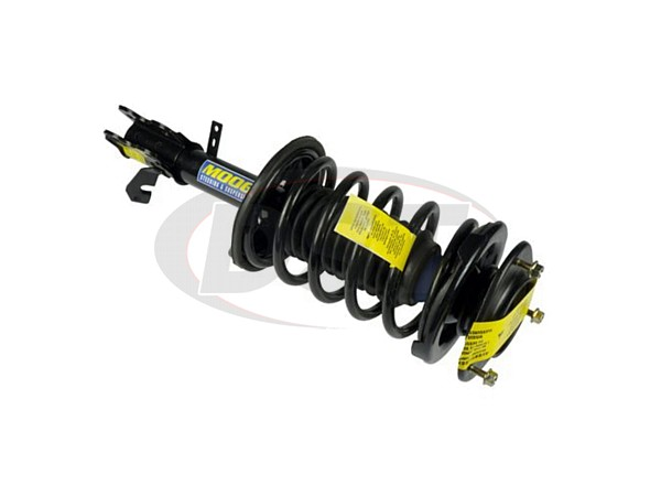 Front Coil Spring and Strut Assembly - Passenger Side