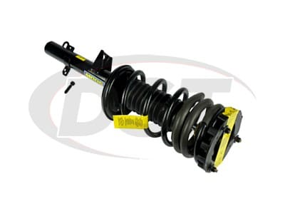 Moog Rear Coil Springs and Struts for Taurus, Sable