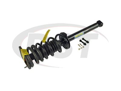 Moog Rear Coil Springs and Struts for Cavalier, Sunfire