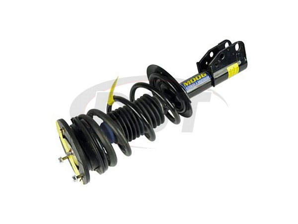Front Coil Spring and Strut Assembly - 1st Design