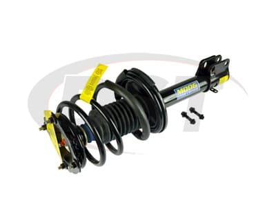 Moog Rear Coil Springs and Struts for Neon