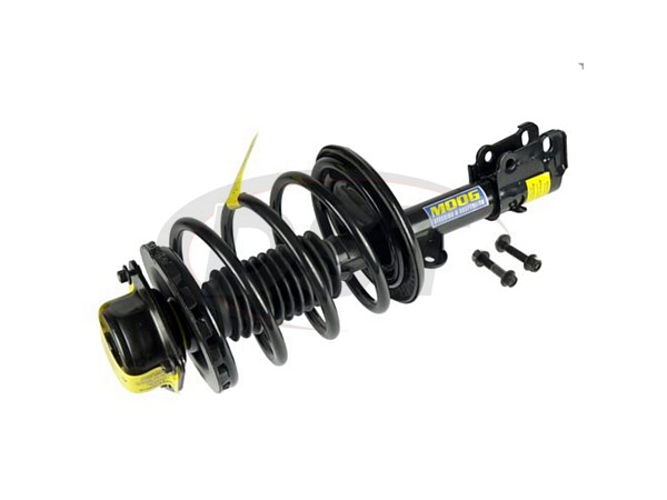 moog-st8536l Front Coil Spring and Strut Assembly - Driver Side