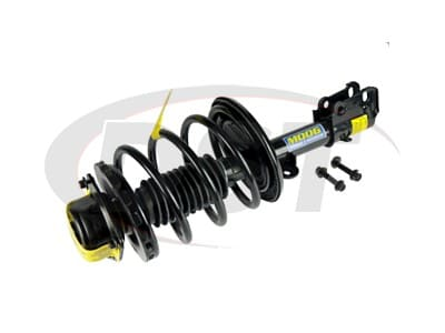 Moog Front Coil Springs and Struts for Town & Country, Voyager, Caravan, Grand Caravan, Grand Voyager