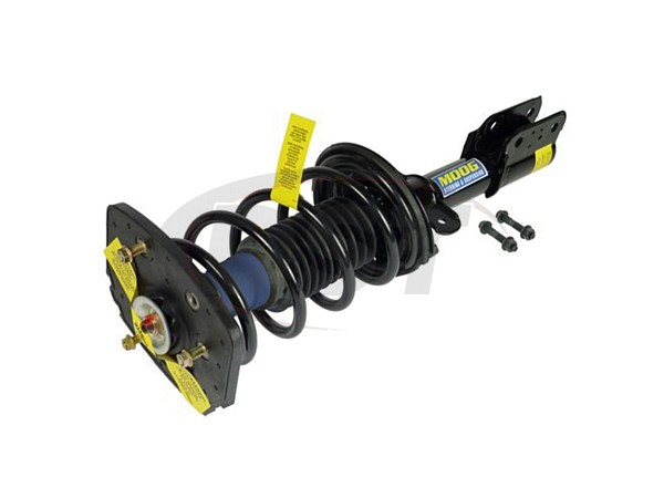 MOOG-ST8541R Rear Coil Spring and Strut Assembly - Passenger Side