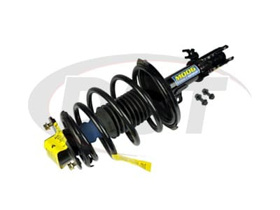 Moog Front Coil Springs and Struts for Camry, Solara